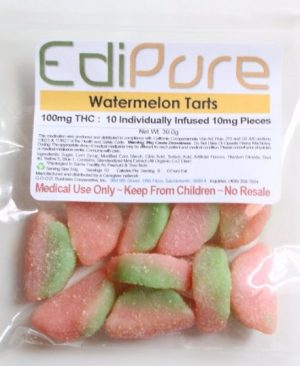Watermelon Tarts