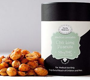 Cannabis Chili Lime Peanuts edibles