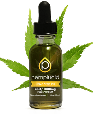 Hemp Seed Oil+ (THC-CBD)
