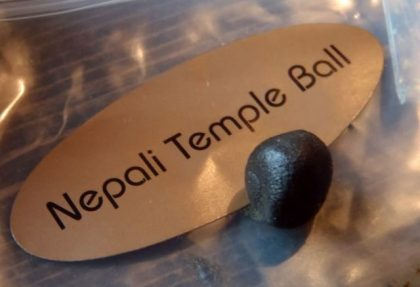 Nepalese Temple Balls