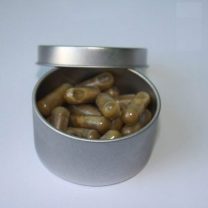 Cannabis brown Capsules
