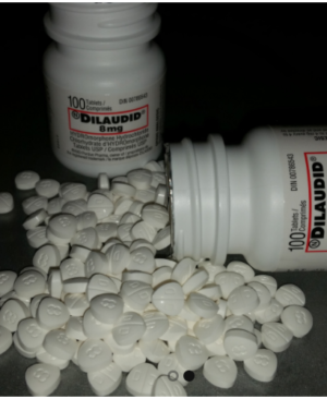 Dilaudid 8mg 100 TABLETS